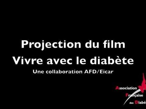 Projection du film Vivre avec le diabète