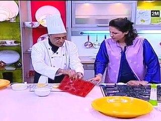 Plats cuisinés recette choumicha 2012 petit four et harcha