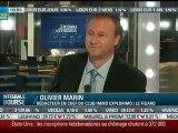 Olivier Marin actualités immobilier BFM Business 5 janvier 2012