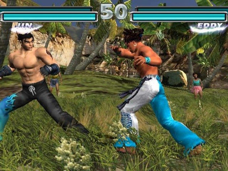 Tekken Tag Tournament Ps2 Iso Download Japan Ntsc Video