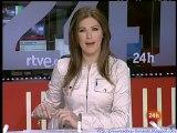 Lara Siscar 24h Noticias Fin De Semana 7-1-2012
