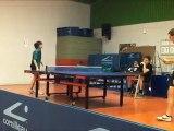 Val Vert TT - Neuville D1 tennis de table