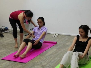 Pilates at MHC
