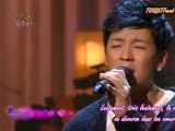 [TIM]Hwang young min ft.Yiruma -river flows in you vostfr/fr sub