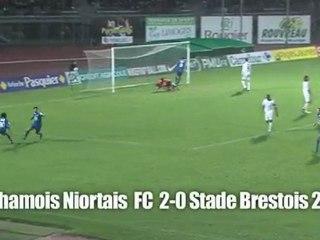 Chamois-Brest : Coupe de France