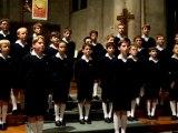 """Les Petits Chanteurs à la Croix de Bois Crépy en Valois le 02 juin 2006""""La Chanson de Solveig"""" de A. Grieg  (folklore Autrichien)"""