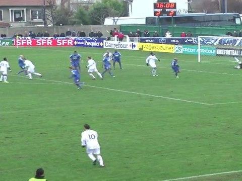 32e de finale de Coupe de France Drancy / strasbourg