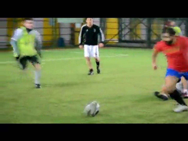 08.01.2012 Osmanlı Spor - Paşa Spor