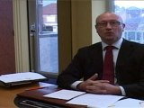 VOEUX 2012 - Alain ROGER - Maire de Noyelles sous Lens - Télé Gohelle
