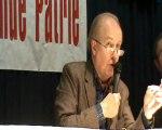XVIe TABLE RONDE de TERRE ET PEUPLE, Intervention de Maître Eric Delcroix