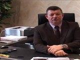 Voeux 2012 - Christian Pedowski  - maire de Sallaumines - Télé Gohelle