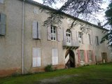 MC2013Immobilier Cordes sur Ciel proche, achat Château de famille 13 ème siècle , de 950 m² de SH 8 chambres 22 Hectares de terres