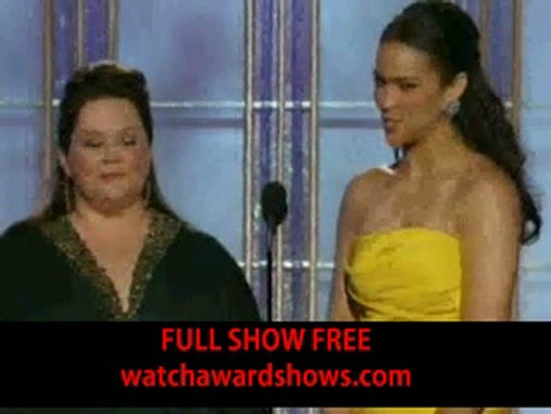Matt LeBlanc Golden Globe Awards 2012 acceptance speech