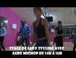 Stage de Salsa Lady Styling avec Aude Michon