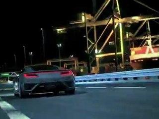 Acura NSX Concept Teaser de Gran Turismo 5