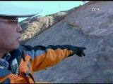 Descubren huellas fosilizadas de dinosaurios en Beijing