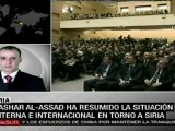 Bashar Al-Assad anuncia referéndum para marzo