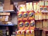 ASBL Seves, Distribution de colis alimentaire à Manage Province du Hainaut
