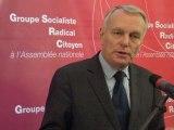 Jean-Marc Ayrault - Voeux à la presse 2012