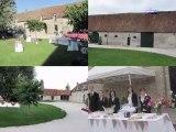 Domaine Du Grand Villegomblain - Epiais - Salle de mariage