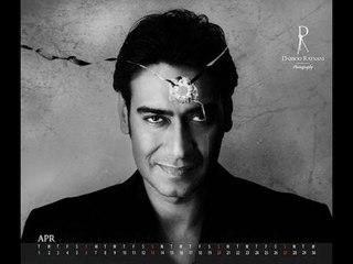 Ajay Devgn - Dabboo Ratnani Calendar 2012 - Making
