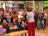 Michelle Obama dances on iCarly
