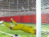 Argentina 3 -- 1 Mexico (Tevez, 25, 52, Higuain 33, -- Hernandez, 71)