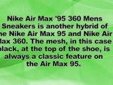 Nike Air Max  95 360 Mens Sneakers