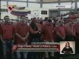 Toque de Diana: una campaña en contra del cáncer protagonizada por Chávez