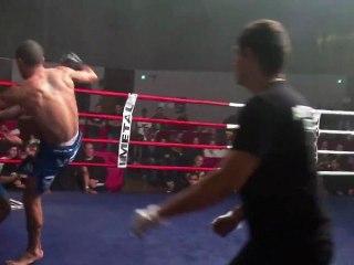 CONTENDERS 8 - Manuel VINCENT-SULLY vs Rudy SAOUDI