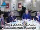 Processus de paix: Tony Blair ouvre le bal des négociations