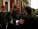 Chavez et Ahmadinejad : déclaration d'amour aux peuples du monde.