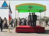 Des navires de guerres et des sous-marins iraniens déployés