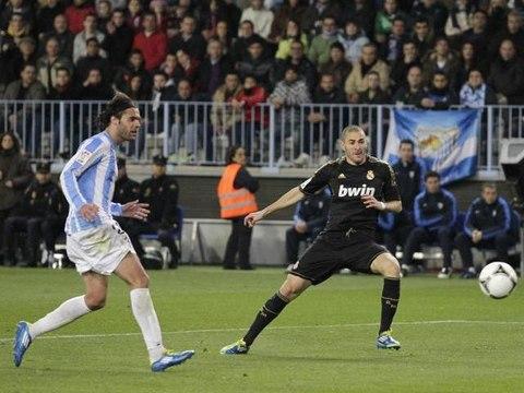Le but gag de Karim Benzema