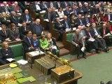 David Cameron and Ed Miliband agree on Scotland at PMQs