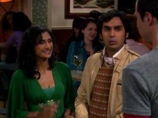 The Big Bang Theory 1x08 extrait