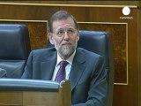 Espagne : le parlement adopte les nouvelles mesures...