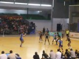 Ligue Féminine de Handball : Issy-Paris / Metz