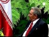Ahmadinejad a Cuba. Omicidio dello scienziato, Iran...