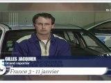Retour sur la carrière de Gilles Jacquier