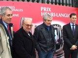 Vincennes rencontres cinéma 2012 avec Claude Lelouch prix Langlois