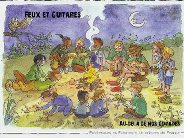 Feux et Guitares – Au-delà de nos guitares