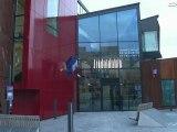 Inauguration du commissariat de police de Clichy-sous-Bois / Montfermeil