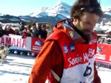Trophée Grande Odyssée 2012 Etape 2 Romain Grenier