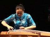 Liu Fang: Lune d'automne sur un lac calme, musique traditionnelle chinoise de guzheng