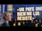 François Bayrou, invité du 20H de TF1 - 120112