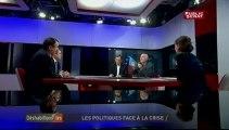 DESHABILLONS-LES,Les politiques face à la crise
