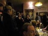 Galette et Café politique avec Chantal Jouanno - Paris 6ème/15ème circo 2012 (extrait de l'intervention de Chantal Jouanno)