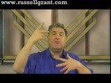 RussellGrant.com Video Horoscope Aquarius January Friday 13th