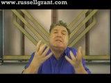 RussellGrant.com Video Horoscope Aries January Friday 13th